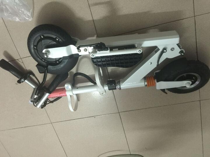 Airwheel 爱尔威电动滑板车 智能电动自行车折叠电动车 Z3 15-20KM 晒单图