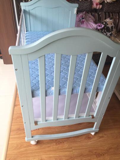 萌宝(Cutebaby) 3E椰梦维婴儿床垫子天然椰棕5CM加厚 正反两用凉席款111*64 晒单图