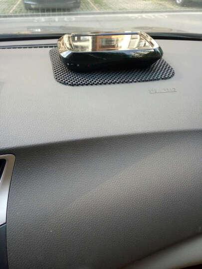 美泊客 太阳能车载空气净化器 除甲醛 PM2.5异味 汽车内用负离子香薰氧吧 抗雾霾 黑色 晒单图