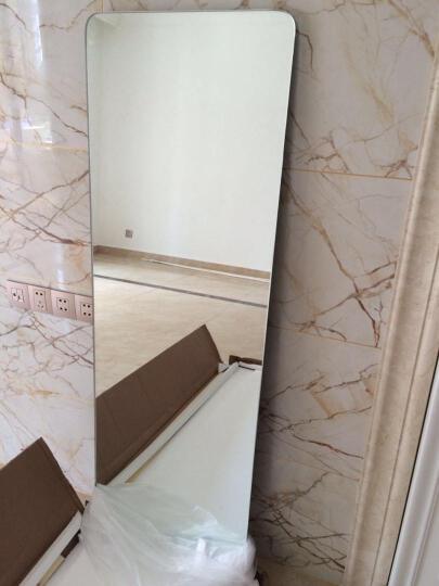 伯仑 无框穿衣镜 壁挂 全身 镜子 挂墙 试衣镜 贴墙 (默认壁挂,如要粘贴备注)40*150cm 晒单图