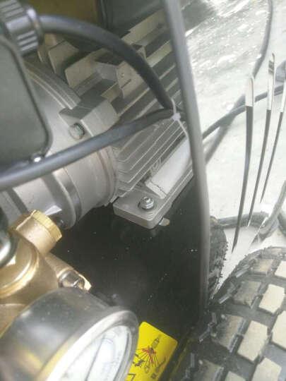 商用洗车机超高压大功率工业用清洗机全自动清洗机220v380v免擦洗打根雕 清理管道 进口泵7.5KW三相380V标配 晒单图