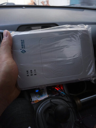 华视电子CVR-100UC-TS 身份证阅读器机具 居民二三代身份证读卡器 识别仪 真假扫描仪 华视CVR-100UC-TS (USB 就近发货) 晒单图