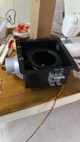 松下(Panasonic)FV-RC14D1 排气扇 通用吊顶式 低噪音换气扇 白色 晒单图