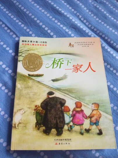 国际大奖小说(注音版):一百条裙子+波普先生企鹅+桥下一家人+亲爱的汉修先生(套装四册) 晒单图