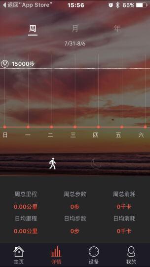 乐肯5c 智能手环 心率手环监测运动计步器睡眠微信可穿戴安卓手表 生命绿 新升级版本 晒单图