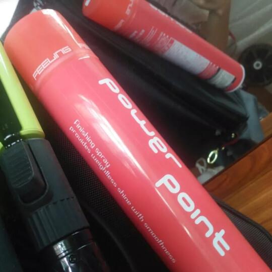 菲灵(FEELING) 发胶 男发胶喷雾定型250ML持久强力定型喷雾发胶干胶女头发造型 清香包邮 红色 晒单图