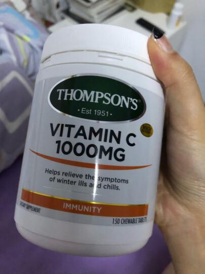 汤普森(Thompsons) 【官方授权】新西兰直邮 汤普森 Thompson's 强效关节灵 60粒 2瓶 晒单图