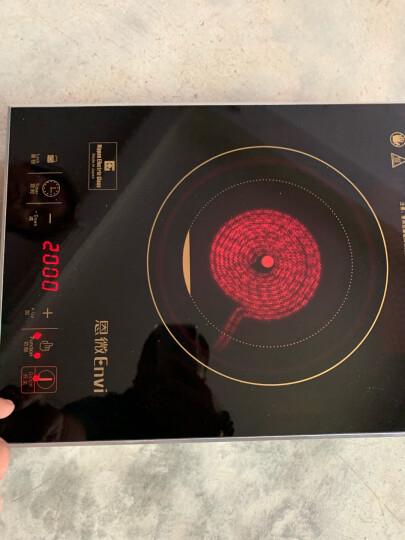大功率电陶炉家用 台式日本进口NEG面板3200W嵌入式电磁炉 无高频辐射爆炒红外炉 晒单图