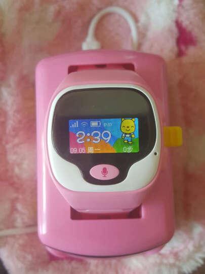 优彼(ubbie) ubbie优彼电话手表 语音智慧星优比手表 儿童定位安全智能手表 充电底座粉色 不含手表 是配件 晒单图
