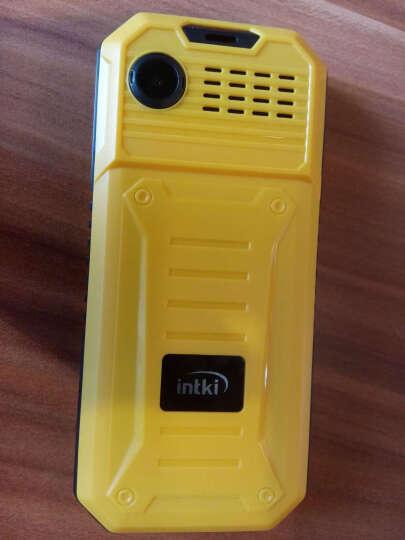英特奇H006 三防老人手机 移动/联通2G 黄色 晒单图