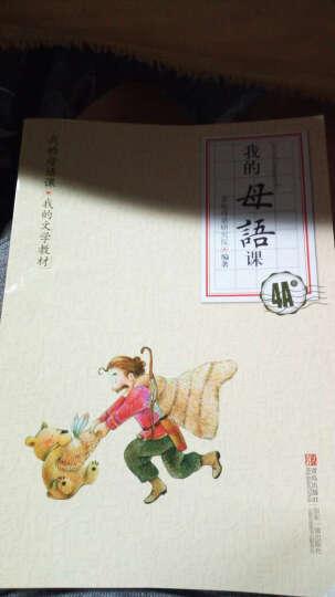亲近母语系列我的母语课4A级 我的文学教材 中国孩子必备的一套母语教材  3-4年级悦读轩 晒单图