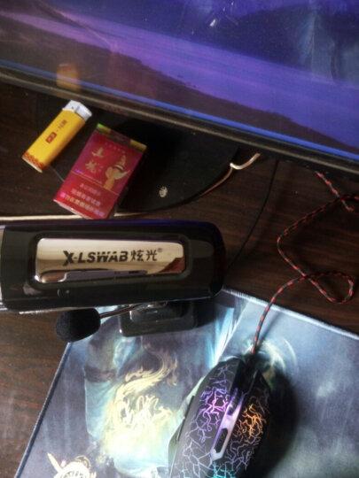炫光 高清网络摄像头台式机电脑笔记本USB视频会议主播摄像头带麦克风拍照摄像 PK-752F高清网络摄像头(内置麦克风) 晒单图