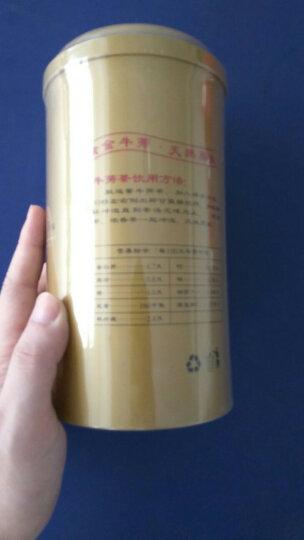 黄金牛蒡养生茶节日送礼盒包装精选山东新鲜牛蒡根片每罐250克 晒单图