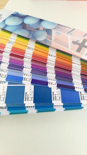彩通PANTONE色彩桥梁GP6102N专色四色CU卡RGB/CMYK色卡 晒单图