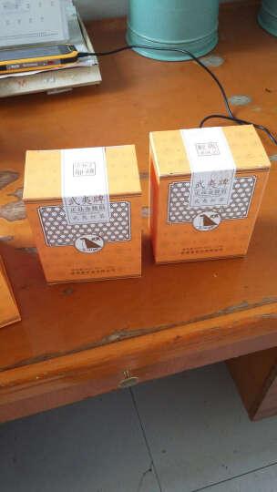 红茶 武夷山 正山小种红茶茶叶 蜜香 散装金俊眉 礼盒装 100g*4盒 晒单图