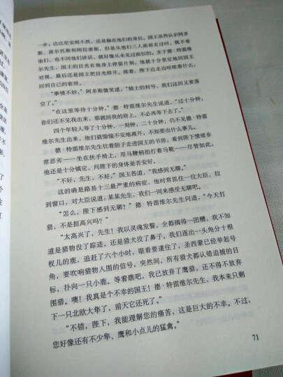 世界名著名译文库 大仲马集:三个火枪手(精装版 套装共2册) 晒单图
