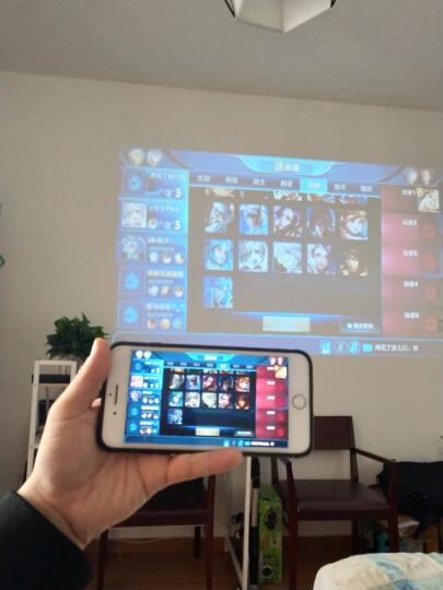 当贝 F3 投影机 智能家庭影院 全高清1080P 高清高亮投影仪 兼容4K 护眼大屏 智能手机投屏 【官方标配+当贝音响套装】 +【100英寸当贝抗光幕布】 晒单图