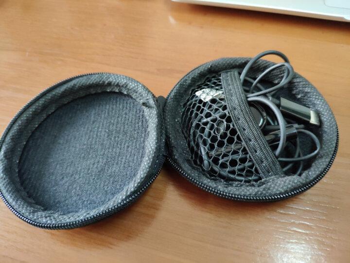 幻响(i-mu)便携收纳包 多功能收纳盒 耳机收纳 数据线包 防震防压 晒单图