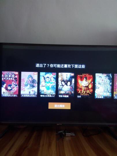 KKTV U43 43英寸10核 HDR 64位4K超高清安卓智能液晶平板电视机 晒单图