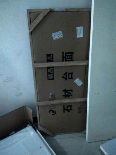日月鑫 茶几电视柜 大理石电视柜茶几电视柜组合套装可伸缩电视柜简约现代客厅家具 1.2米茶几+可伸缩电视柜 晒单图