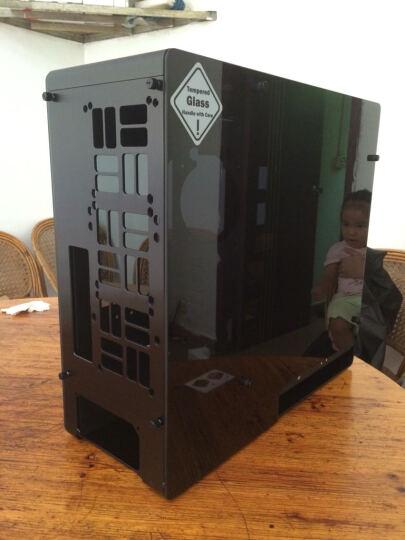 迎广(IN WIN)909 曜石黑 全塔机箱(支持E-ATX主板/水冷/全铝/侧透/USB3.0*2+USB3.1(Gen 2)*1,USB2.0*1) 晒单图