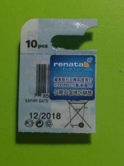 瑞纳达(RENATA) 瑞士原装进口 手表电池373 SR916SW氧化银纽扣电池 浪琴 晒单图