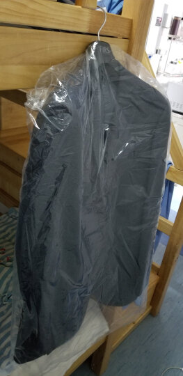 FIRS杉杉 西服男 春季男士纯色羊毛韩版毛呢单西装外套 FXWB3048-1 蓝色 165A 晒单图