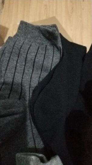 俞兆林【8双】袜子男女士棉袜秋冬保暖袜子吸汗不臭脚中筒长袜商务时尚潮流休闲运动袜 039女士中筒袜 均码 晒单图