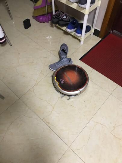 斐纳(TOMEFON) 扫地机器人智能家用吸尘器 导航自动清洁拖擦地机一体机TF-880S 彩色 晒单图