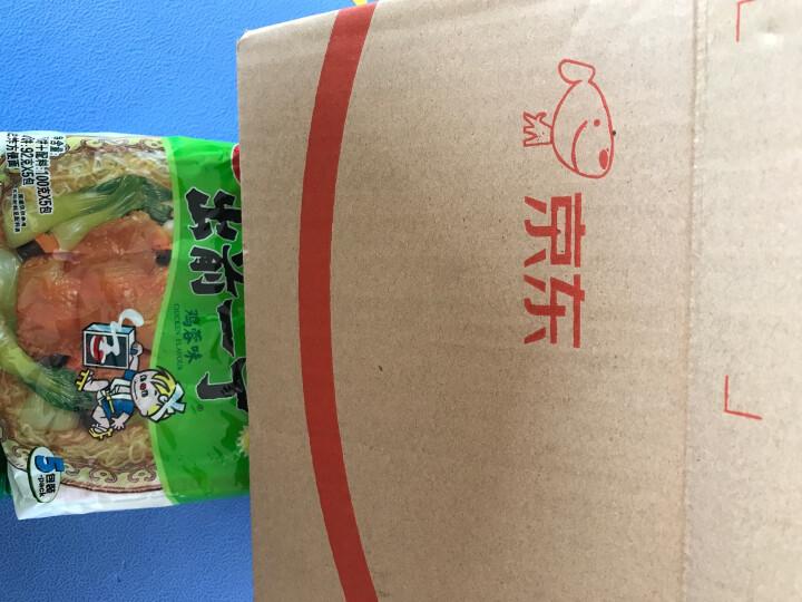 中国香港 出前一丁(NISSIN)方便面九州猪骨汤味 100g*5包 晒单图