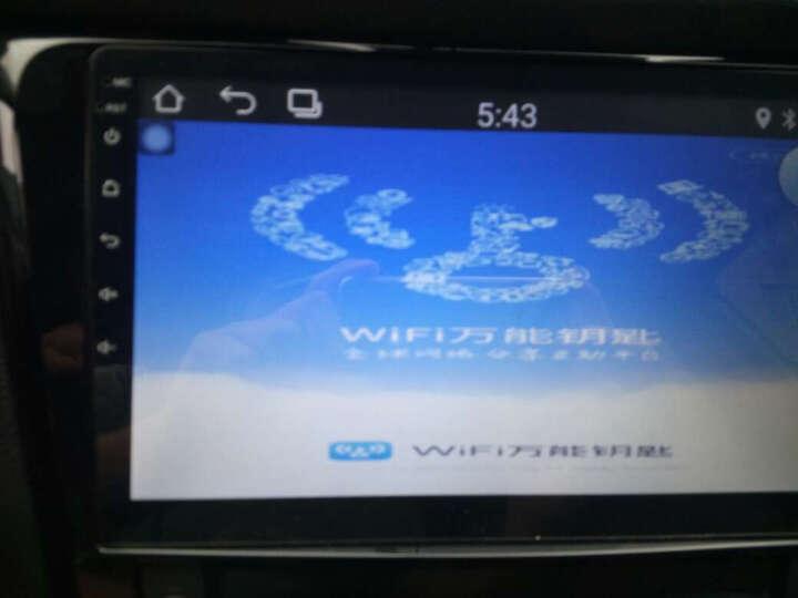 qichen 大众新朗逸速腾途观宝来捷达迈腾polo帕萨特途安CC朗行高尔夫6导航一体机 荣耀版1+16GB+送数字后视+4GB流量 晒单图