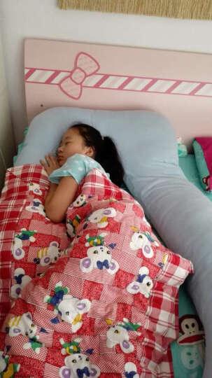 佳韵宝孕妇枕头孕抱枕睡觉侧卧枕多功能u型枕护腰侧睡枕靠枕托腹用品 幸福光影 晒单图