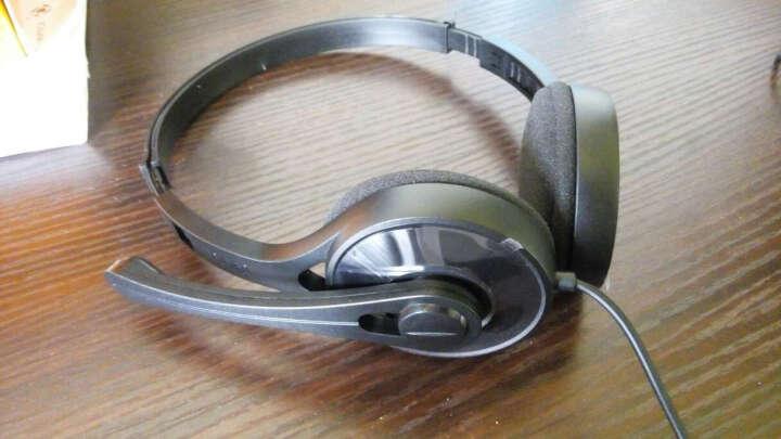 漫步者(EDIFIER) K550 入门级时尚高品质耳麦 游戏耳机 电脑耳机 时尚白色 晒单图