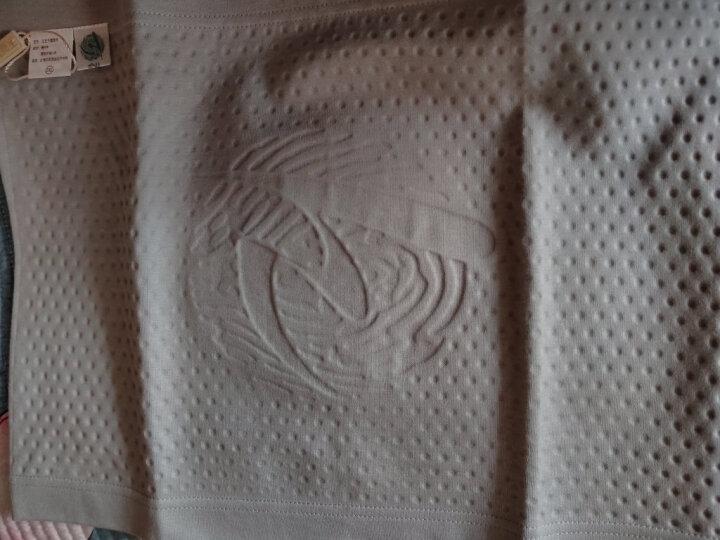 天益华泰 男女保暖 护腰带 矿物涂点远红外 暖腹护胃 腰腹带 灰色 XL 晒单图