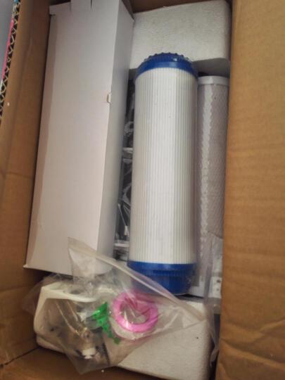 【送5支滤芯】安之星净水器 家用过滤器 自来水超滤直饮净水机 不用电 无废水 晒单图