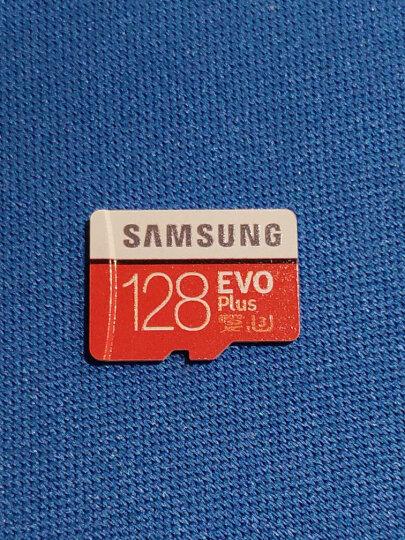 三星(SAMSUNG)32GB TF(MicroSD)存储卡 U1 C10 EVO升级版+ 读速95MB/s 京东特供狗年纪念版 晒单图