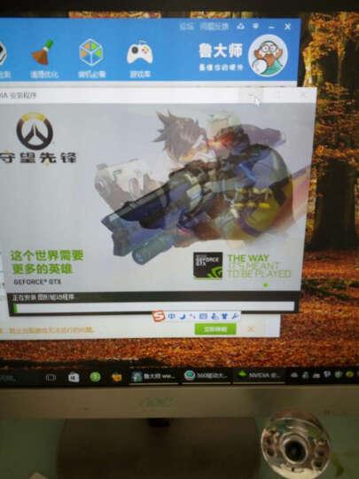 华硕(ASUS)猛禽STRIX-GTX750TI-OC-2GD5 1202MHz/5400MHz 2GB/128bit DDR5 PCI-E 3.0 显卡 晒单图