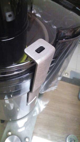 思乐谊(SANOE) J501商用榨汁机 离心大功率快速 大口径 多汁 多功能电动 家用 极光绿 晒单图