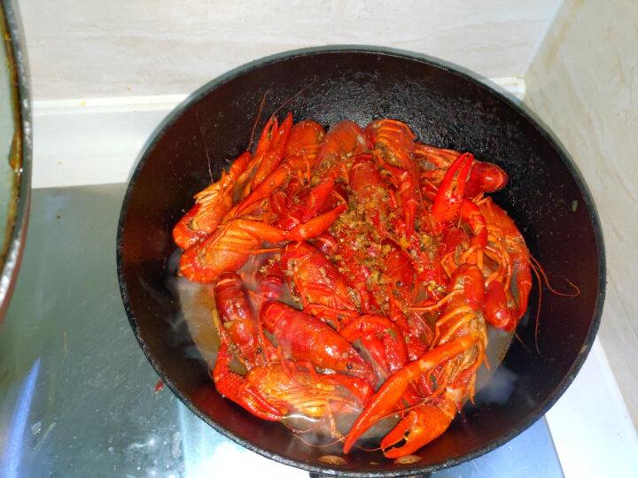 今锦上 十三香小龙虾 1.5kg 4-6/25-33只 净虾750g 海鲜水产 晒单图