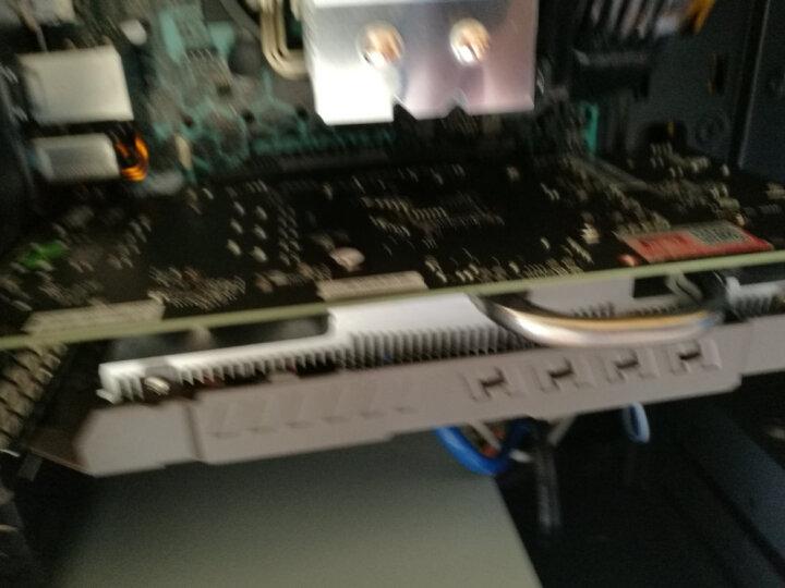 武极 新8代i5 8400/GTX1060-5G/华硕B360 游戏台式吃鸡电脑主机DIY组装机 晒单图