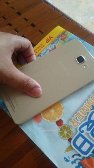 三星 Galaxy A9(SM-A9100)精灵黑 全网通4G手机 双卡双待 晒单图