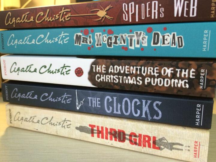 Clocks (Masterpiece Edition Poirot)[怪钟疑案] 晒单图