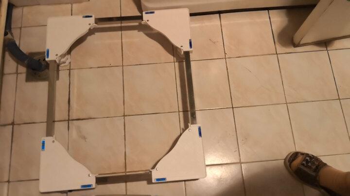 瑞帝(RUIDI)RD1308洗衣机底座滚筒波轮洗衣机托架冰箱移动支架 晒单图