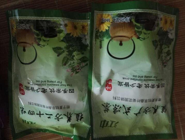 江中牌广式凉茶 6大袋4种口味 清热去火解热清火降火菊花金银花草茶包饮料包邮 20包/袋 植养方二十四味 晒单图