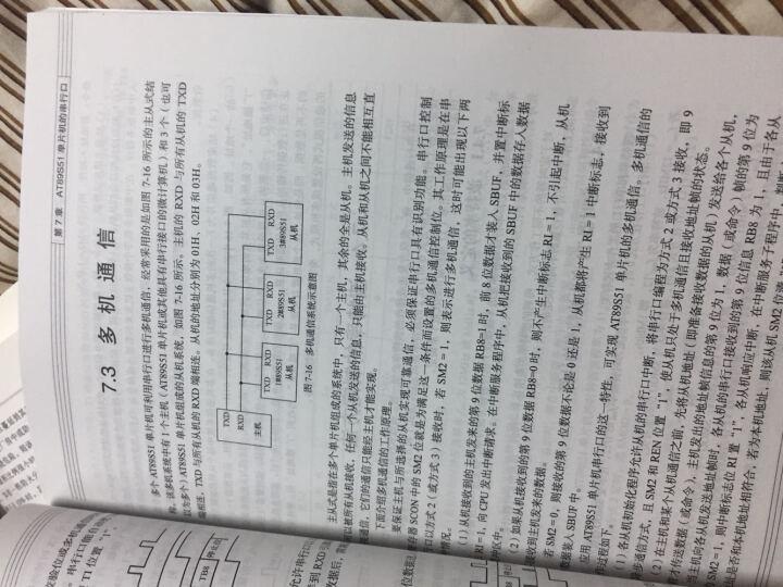 单片机原理及接口技术(C51编程) 晒单图