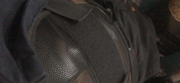轩琳丽男士收腹带束腰带塑身衣腰封瘦腰减啤酒肚子塑腰带女 S803黑色加强版 晒单图