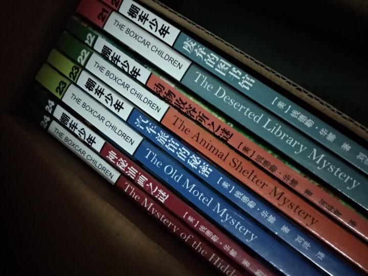 功能性中英双语历险故事书:棚车少年第1辑(套装8册) 晒单图