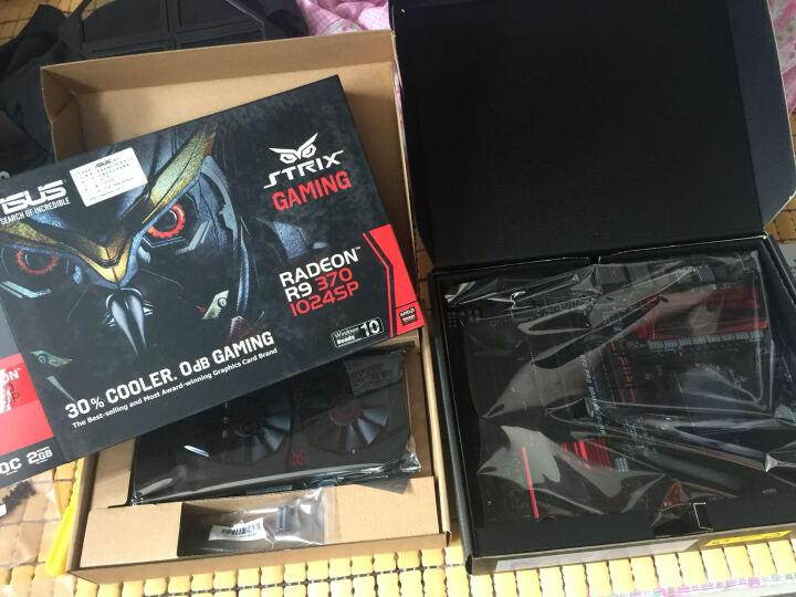 华硕(ASUS)970 PRO GAMING/AURA AMD/AM3+台式电脑游戏主板 晒单图