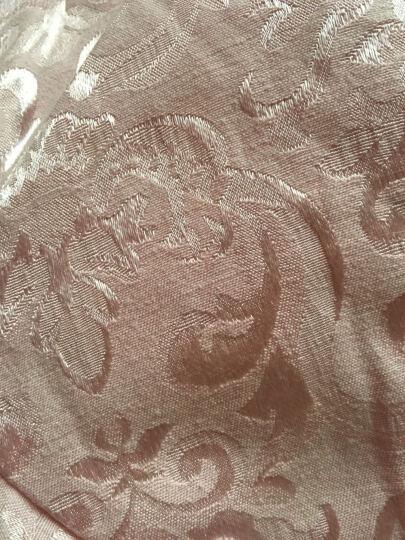 布布发现(JOY DISCOVERY) 布布发现2016童装女童中国风夹棉加厚款长袖旗袍 粉红色 110 晒单图