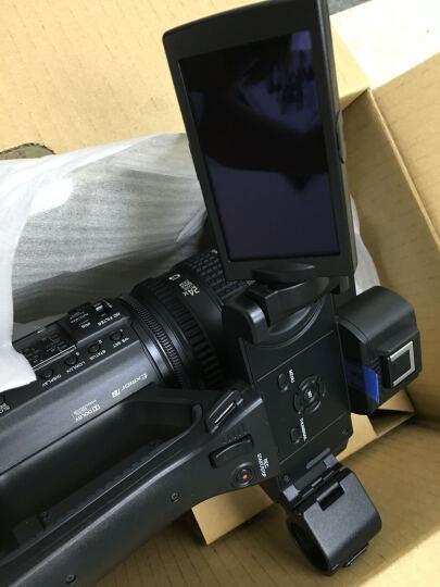 索尼(SONY)肩扛式高清数码摄录一体机 婚庆 会议 索尼专业数码高清摄像机 HXR-NX100专业摄录一体机 套餐一 晒单图
